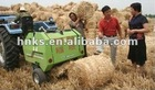 Sale farm use round and square shape straw baler machine hay and straw baler machine Mobile 0086 15238020668