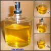 110ml clear glass perfume bottle