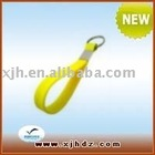 Promotional Slicon Rubber Keychain/Key Chain/Keyring/Key Ring/Key