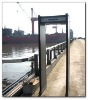 Waterproof MD-600E body scanner gate
