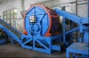 tire recycling plant (tire recycling,tyre recycling,tire shredder,tire cutter,tire crusher,tire debeader)
