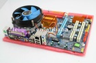 G41 with L5320/L5148 really dual CPU motherboard