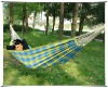 Watower folding cotton woven hammock