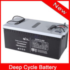 12V40ah-200ah High Efficiency Deep Cycle Battery