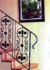 ornamental wrought iron staircases