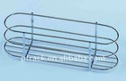 NEW PRODUCT!! Stainless steel kitchen hanging basket P-0509