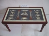 Wooden Nautical Tea Table (53125)decorative table