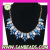 Hot Sale Rhinestone Bib Collar Necklace Wholesale