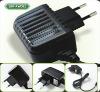 Newest AC/DC EU Plug wall charger --SBR-AW085
