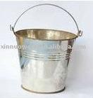 metal bucket 10L