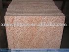 Yellow Granite Flamed Tile