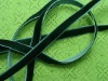 green velvet ribbon