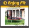 Big Trampoline 8',10',12',13',14',15'