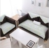 SC-001(green) Patchwork Cotton Sofa Cover