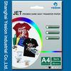 Heat transfer paper wholesale /inkjet /laser transfer paper /light /dark