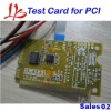 5 in 1 Diagnostic Card PCI MINI PCI PCI-E LPC,Mutifunctional Debug Card Diagnostic Card for motherboards, User-friendly