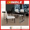custom modern dining table