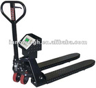 5500 Pallet Truck Floor Jack Scale with Indicator