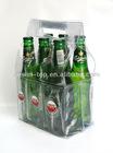 6 pack wine bottle cooler bag