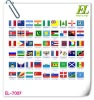 Difference all kind high quality mini country flag(EL-7007)