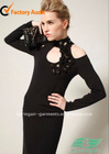 2011 most fashion knitted wool lady sweater
