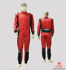 2012 latest 2 layer one piece fire resistant racing suits XL size for men