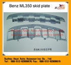Benz ML350 auto body parts aluminum original style