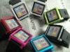 For iPod nano6 silicone skin cover