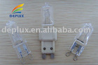 G4, G5.3, G9 type Halogen lamps