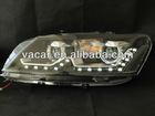 R20 style Right driving Golf 6 headlamp assembly