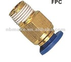 pc brass fitting/ China pneumatic PC fitting/Connector fitting