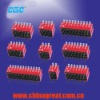Dip switch/Switch/slide switch SW type dip switch 12