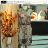 2012 new style beautiful check dresses
