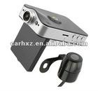 mini Car DVR dual lens(GPS optional)