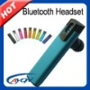 Aluminium Super Slim Bluetooth Headset BH022RD-2