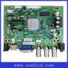 LCD monitor control board AV6M16 BNC
