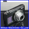15 MP Digital Camera 15 MP 5X optical zoom 2.7inch TFT LCD screen SC85