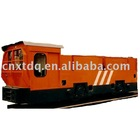 45T Battery powered narrow rail electric mining locomotive