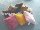 "16""x16"" felt polyester woven cushion/pillow home textiles"