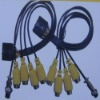 speaker wire harness