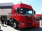FAMOUS JAC 6x4 380HP tractor head