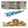 WJ-180 5-ply corrugated cardboard production line /beltline