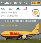 Cheap dhl international shipping rates from China to Canada