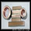 Titanium clad copper tube