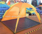 custom poles pop up camping tent for fishing and beach