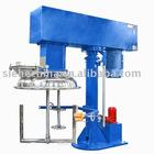 Two Shaft Mixer (Hydraulic Lifting)
