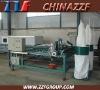 Board cutting machine unit