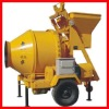 Hot-selling Mobile Concrete Mixer JZM350