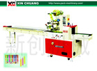 CP-120 High Speed Ice lolly auto packaging machine