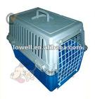 plastic pet transport carriers